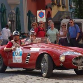 Oldtimer Rallye Bayern